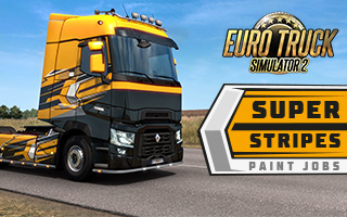 ETS2 Super Stripes