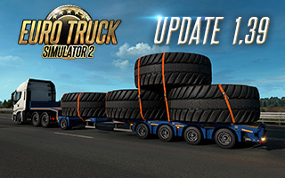 ETS2 1.39 released