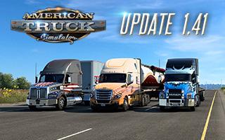 ATS 1.41 Update