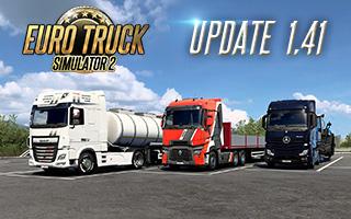 ETS2 1.41 Update