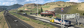 Wyoming - Weigh Stations