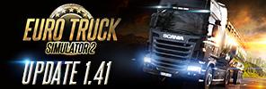 Euto Truck Simulator 2: 1.41 Release