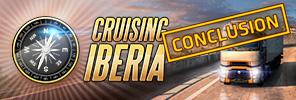 #CruisingIberia Event Conclusion
