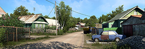 Heart of Russia - Villages