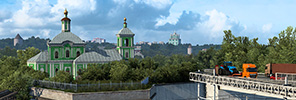Heart of Russia - Churches