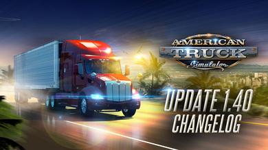 ATS Update 1.40
