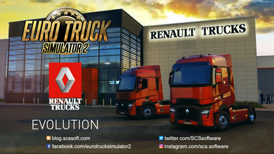 Renault T Evolution