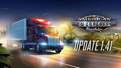 ATS Update 1.41
