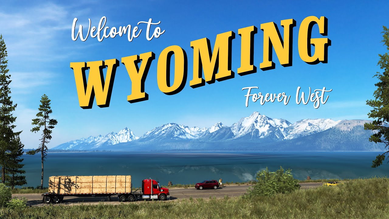 American Truck Simulator: Wyoming DLC